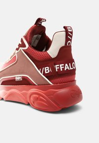 Buffalo - CLD CHAI MEN - Trainers - red/white - 4