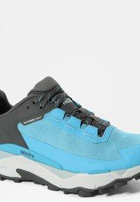 The North Face - EXPLORIS FUTURELIGHT - Hikingschuh - maui blue zinc grey - 6