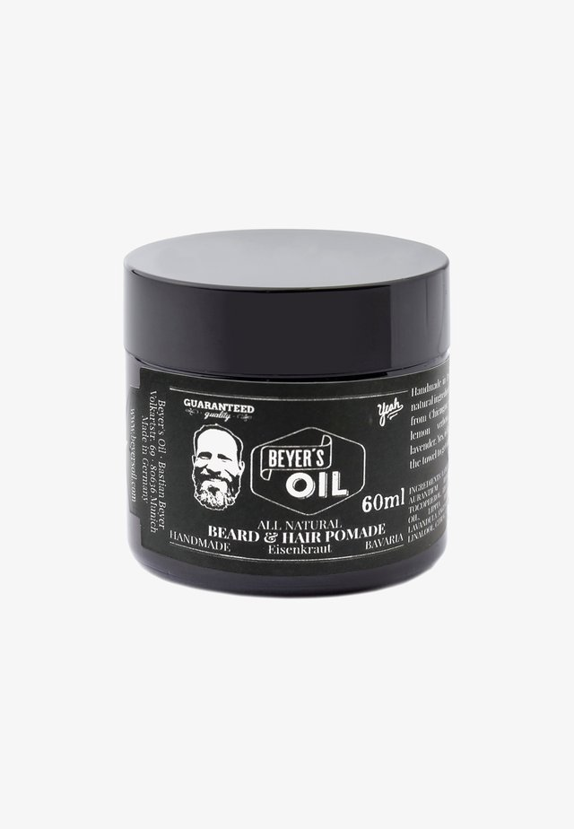 HAIR & BEARD POMADE VERBENA - Styling - -
