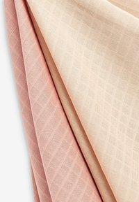 Next - UNISEX - Muslin blanket - orange - 5