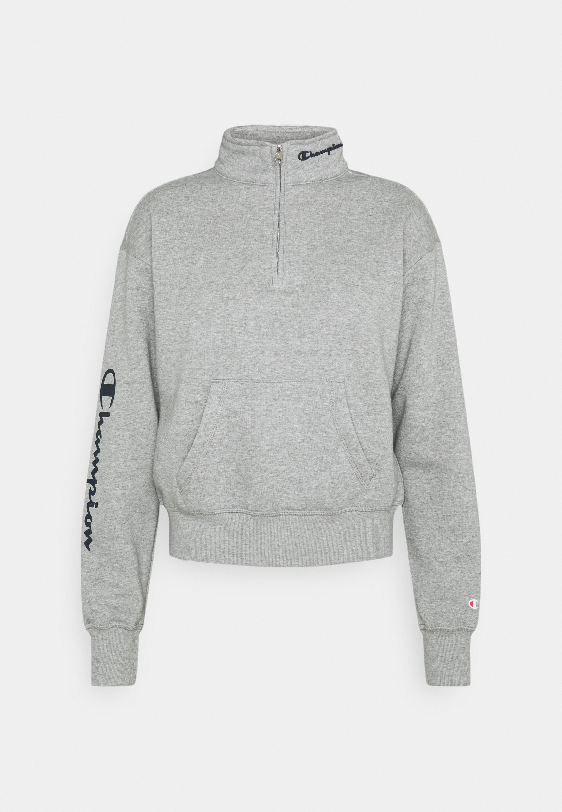 Damen HALF ZIP - Sweatshirt