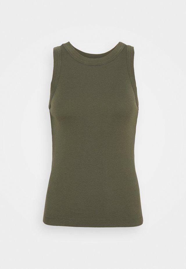 OLINA - Top - grün