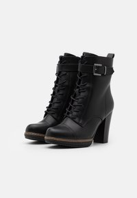 Anna Field - Bottines à talons hauts - black - 2