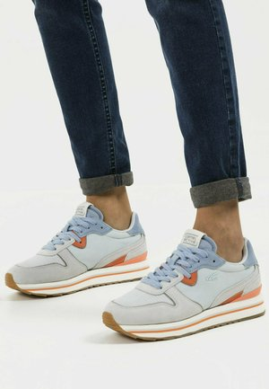 FOG - Trainers - grey/denim