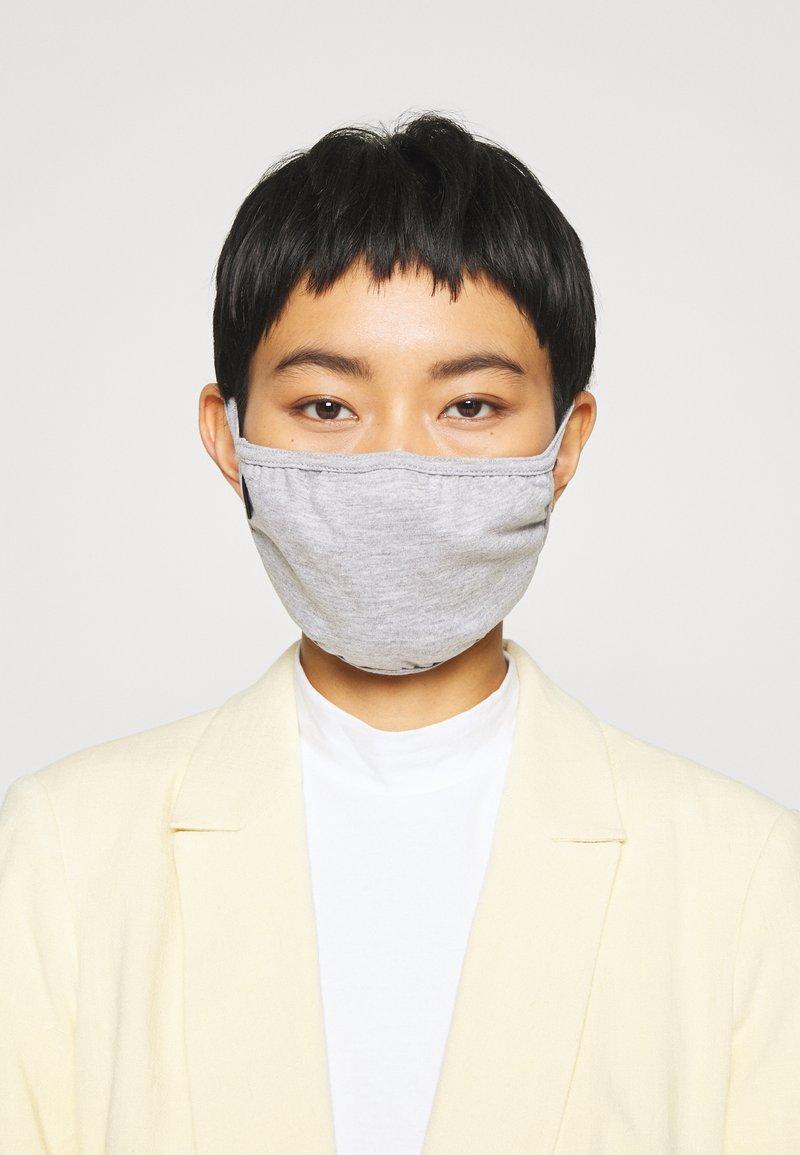 Icon Brand - COMMUNITY MASK 3 PACK - Community mask - grey