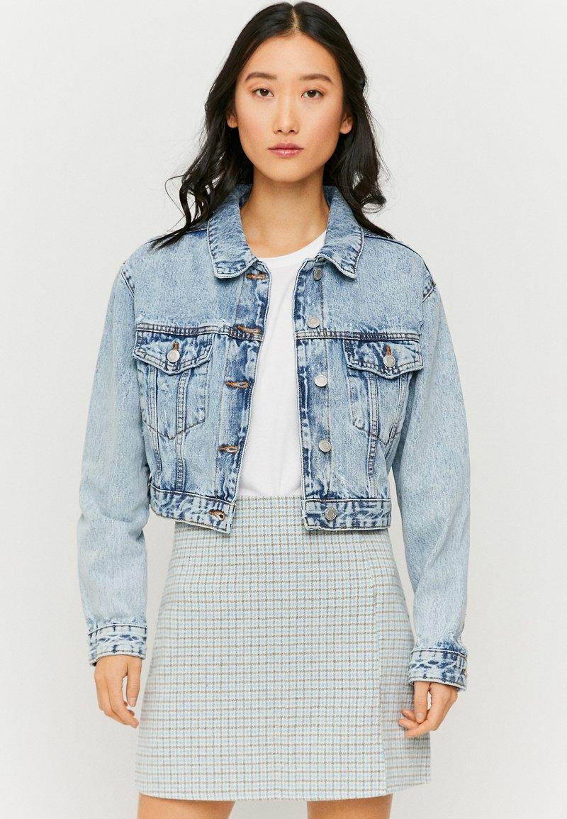 TALLY WEiJL - Denim jacket - bleached denim
