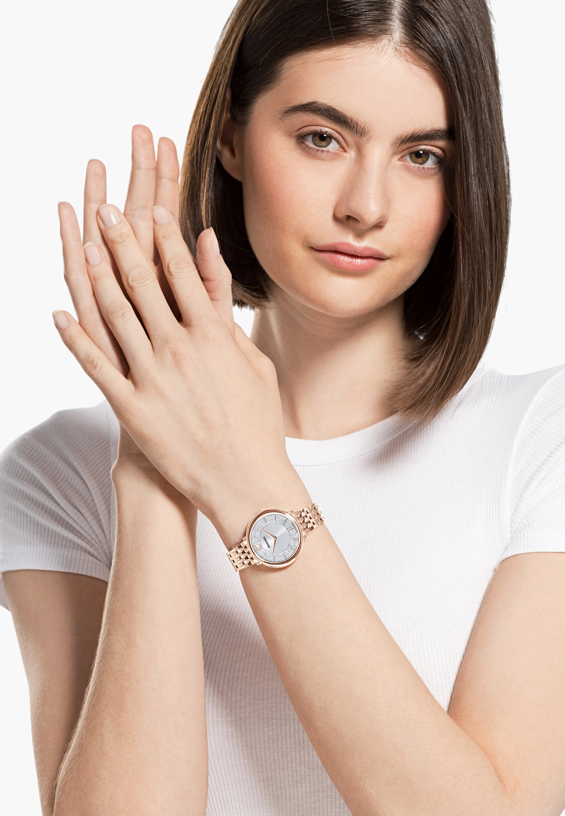 Damen CRYSTALLINE CHIC  - Uhr