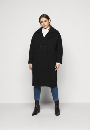 VMCLASSGOLD LONG JACKET - Kort kåpe / frakk - black