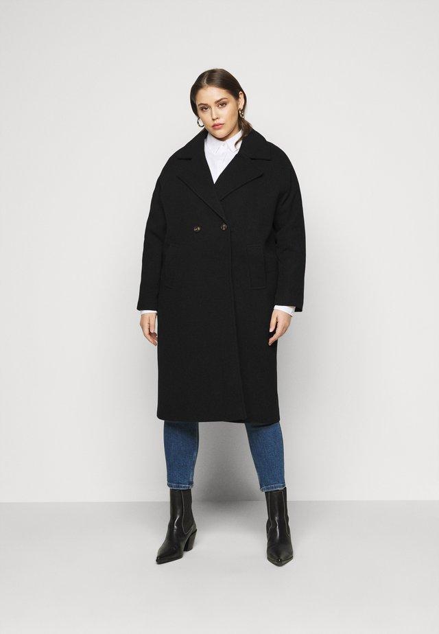 VMCLASSGOLD LONG JACKET - Krótki płaszcz - black