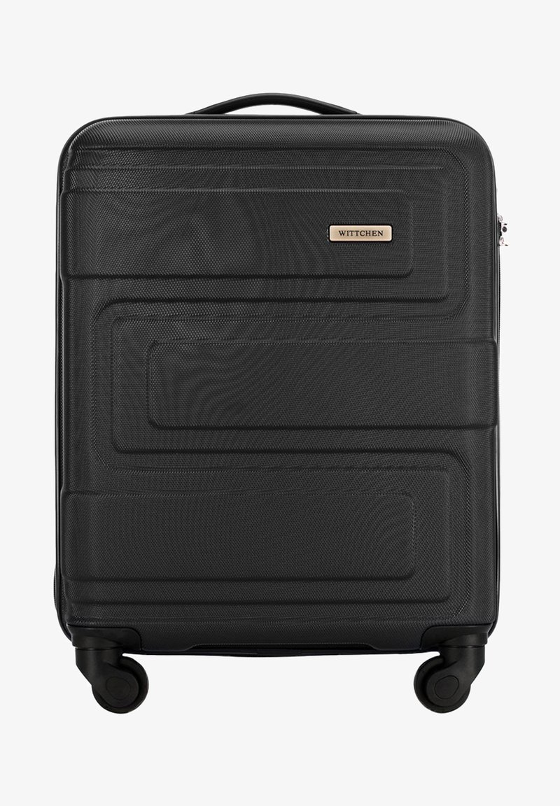 Wittchen - VIP COLLECTION - Wheeled suitcase - black