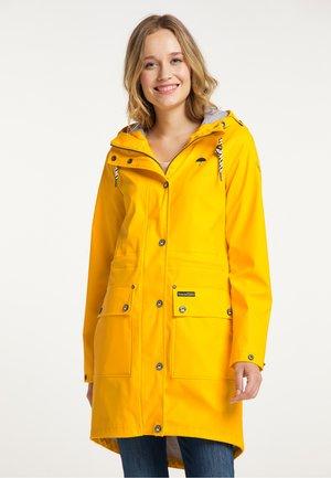 Waterproof jacket - senf