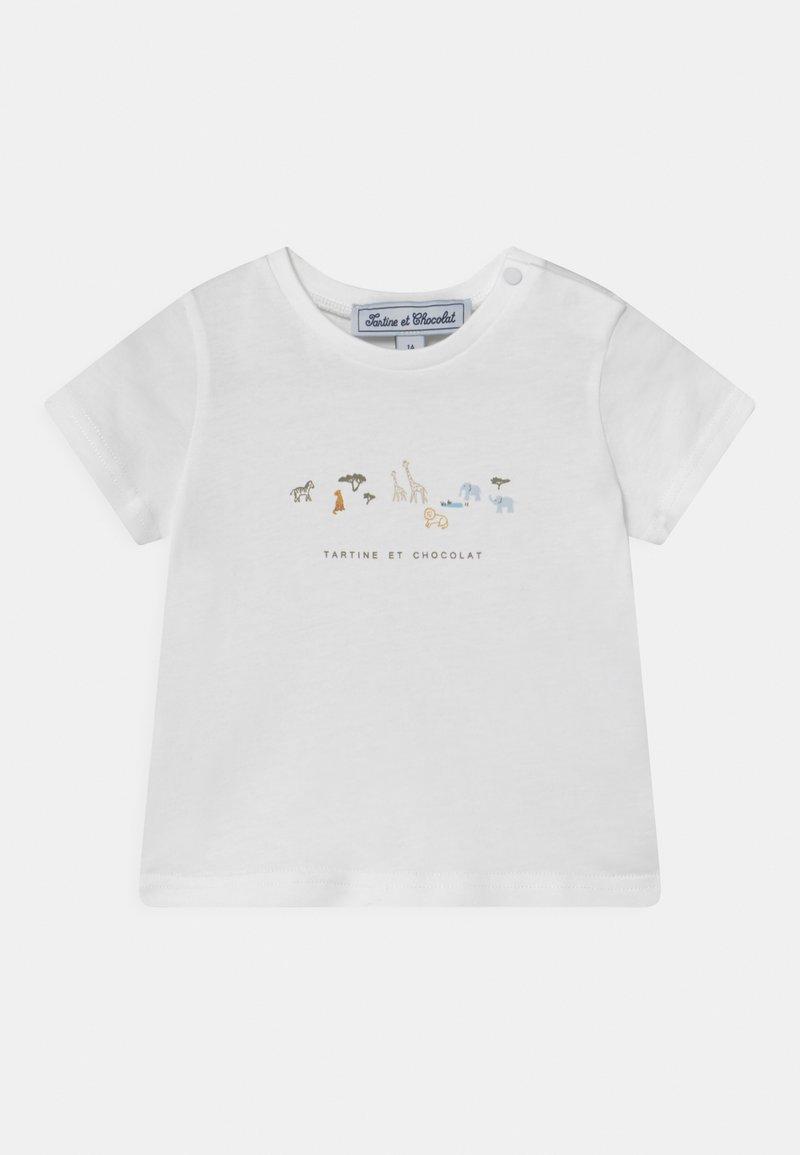 Tartine et Chocolat - Print T-shirt - blanc