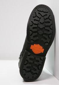 Harley Davidson - Cowboy/biker ankle boot - black - 4