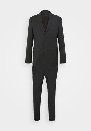 TROPICAL STRETCH SUIT - Suit - black