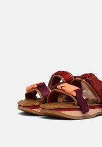 See by Chloé - YSEE - Korkeakorkoiset sandaalit - tan - 6