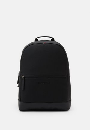 ESSENTIAL BACKPACK - Reppu - black