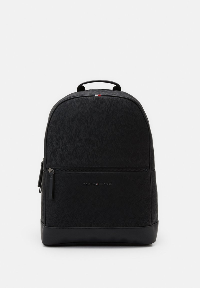 Tommy Hilfiger - ESSENTIAL BACKPACK - Rucksack - black
