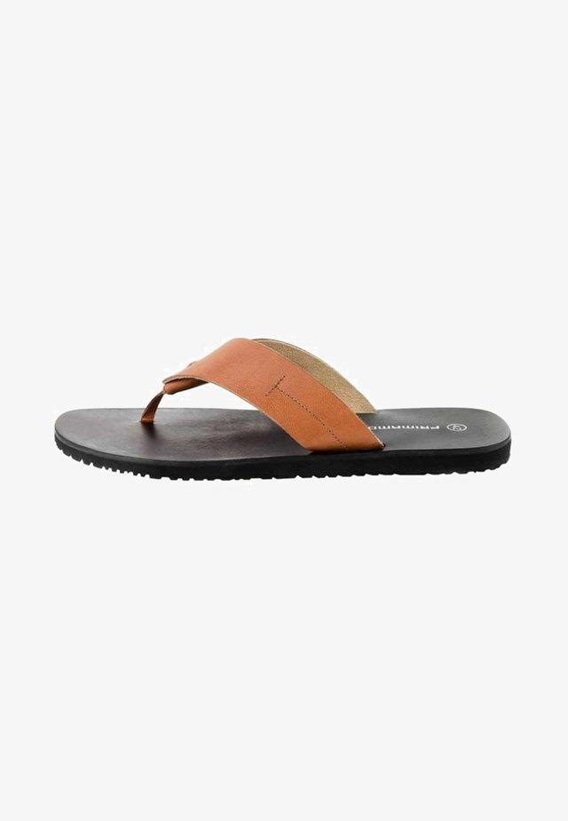 BASELAGA - Sandales de randonnée - brown