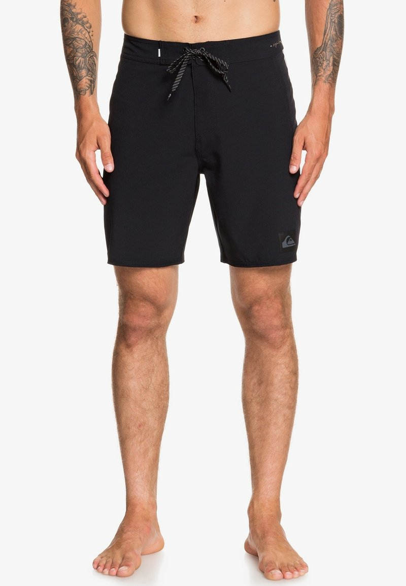 Quiksilver - HIGHLINE ARCH  - Sports shorts - black