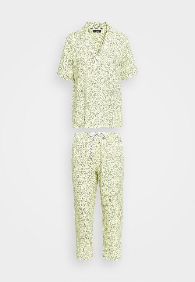 SPRING EDIT - Pyjama - lime