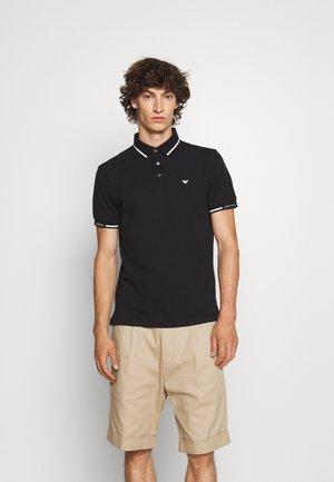 Polo shirt - nero polso