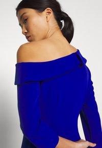 Pedro del Hierro - BODYCON DRESS - Cocktail dress / Party dress - dark blue - 3