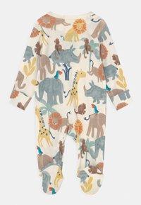 Marks & Spencer London - BABY ANIMAL 2 PACK - Sleep suit - blue - 1