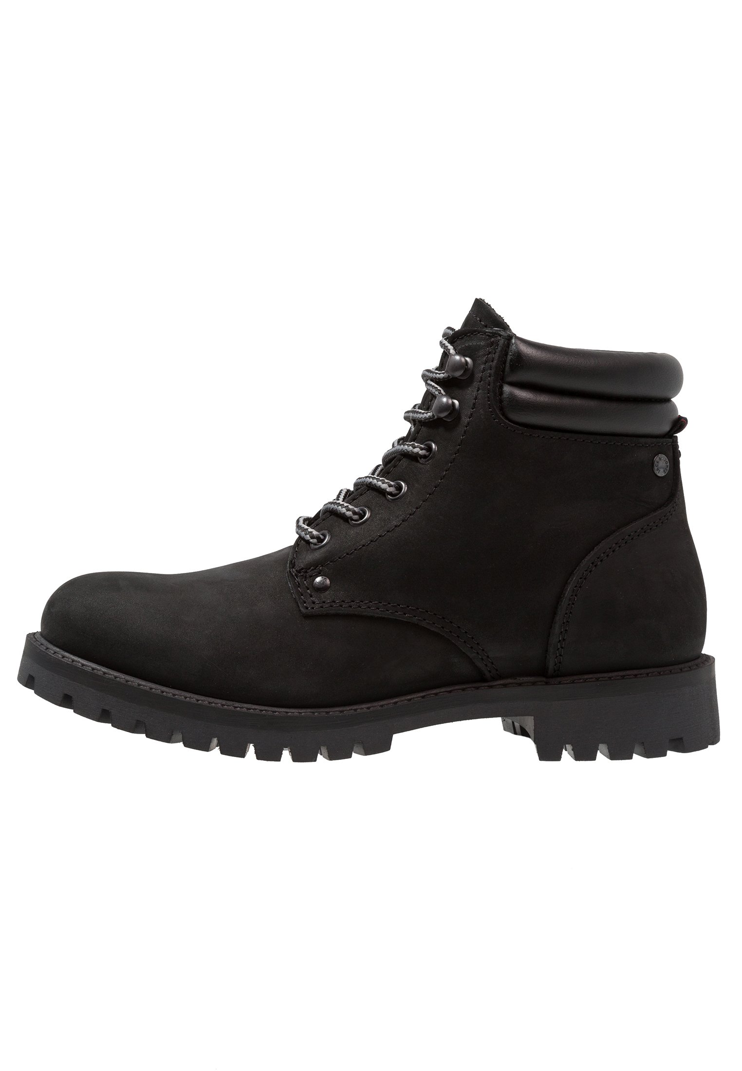 Men JFWSTOKE BOOT MONO - Lace-up ankle boots