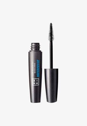 3INA MAKEUP THE BUILD UP MASCARA WATERPROOF BLACK 13,5 ML - Mascara - black