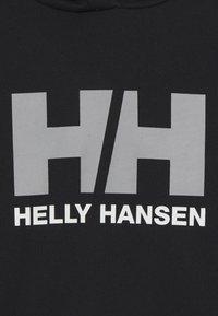 Helly Hansen - LOGO HOODIE UNISEX - Hoodie - black - 2