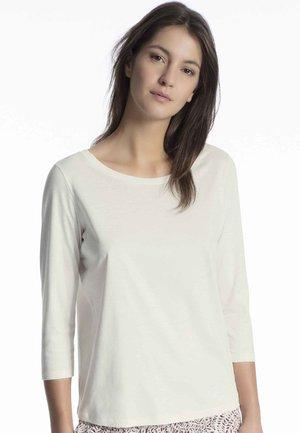 MIT 3/4-ARM - Pyjama top - leisure white