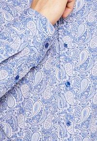 Eterna - SLIM FIT SEAS - Formal shirt - blue - 5
