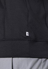 Calvin Klein Golf - ORBIT HALF ZIP - Top sdlouhým rukávem - black/red - 5