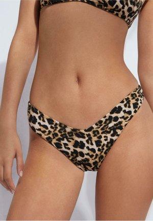 Bikini bottoms - animalier