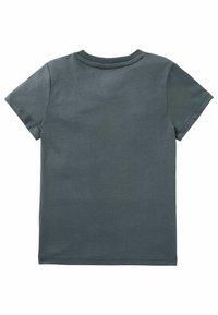 Boden - MIT SCHICHTGRAFIK - Print T-shirt - rauchgrau weltall - 1
