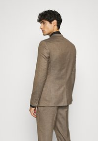 Viggo - BODON SUIT - Oblek - brown - 3