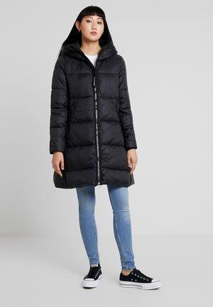 WHISTLER LONG HIGH SHINE - Winter coat - kyus nylon wr