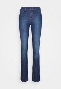 MARION STRAIGHT - Straight leg jeans - dark garner