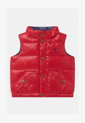 HAWTHORN - Waistcoat - red
