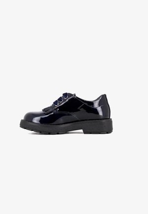 Zapatos de vestir - azul