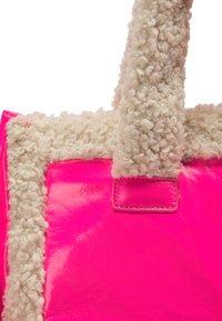 myMo - Handbag - neon pink - 4