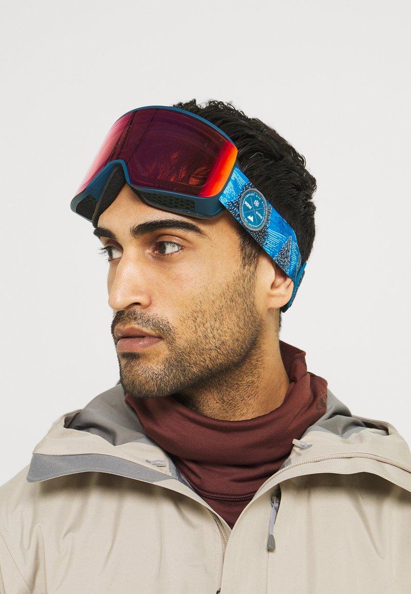 Giro - AXIS - Gafas de esquí - blue