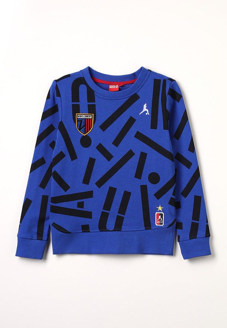 Monta Juniors - COLDEN - Sweatshirt - strong blue