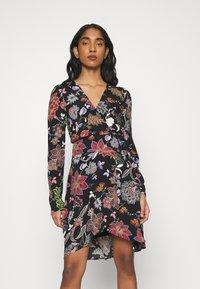 Morgan - ROLAN - Denní šaty - noir - 0