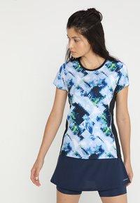 Head - MIA - T-shirts med print - skyblue/black - 0