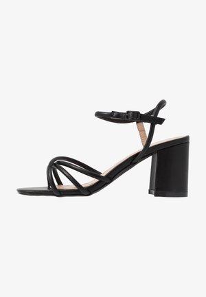 REINA - Sandals - black