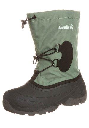 SOUTHPOLE 2 - Hiking shoes - oliv