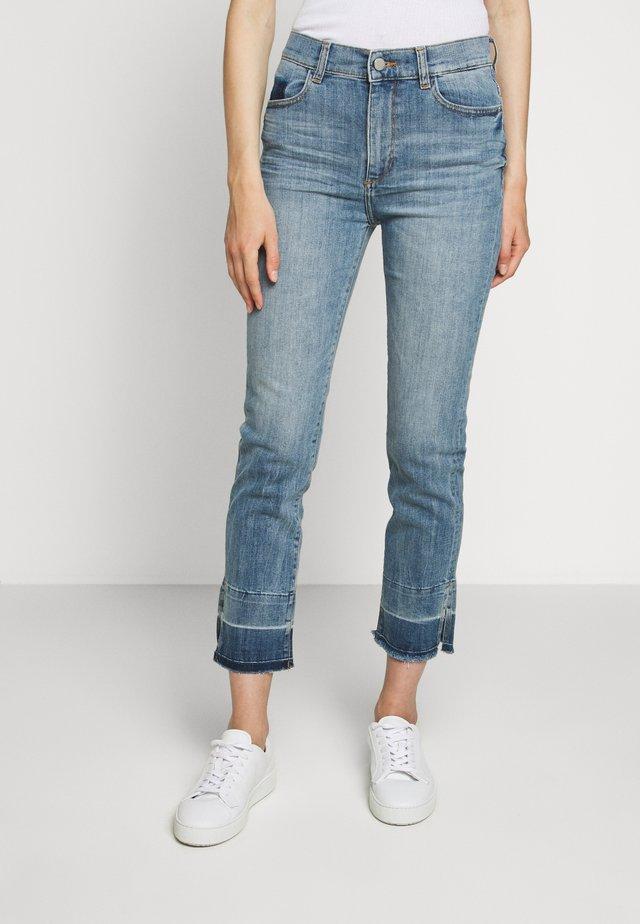 MARA ANKLE  - Jeans straight leg - saratoga