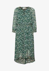 InWear - Maxi dress - dark green - 4