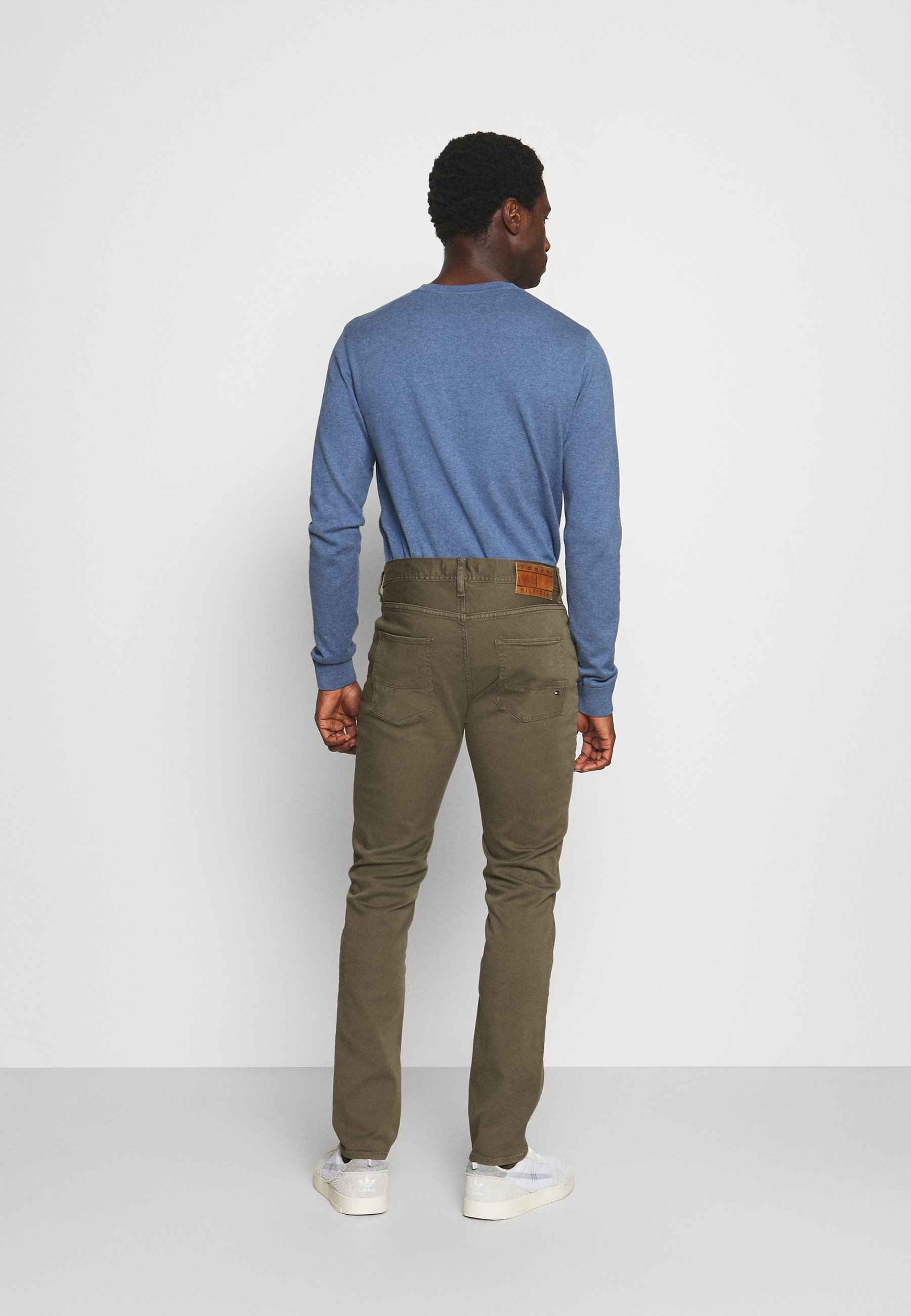Men STRAIGHT DENTON  - Straight leg jeans